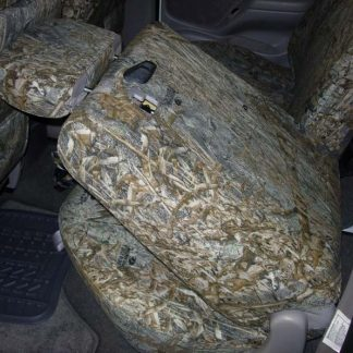 2002-2004 Tacoma Double Cab Rear 40/60 Seat Covers