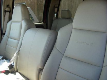 2002 - 2010 Ford F-250-550 XLT & Lariat 40/20/40 with Opening Console Seat Covers