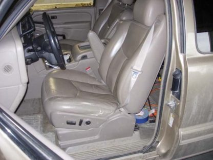 2003 - 2007 GMC Yukon Bucket Seat Covers