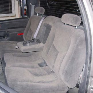 2003-2007 Chevy Avalanche Rear 60/40 with Armrest Seat Covers