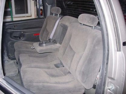 2003 - 2007 Chevy Avalanche Rear 60/40 with Armrest Seat Covers