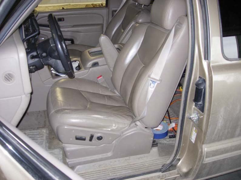 Miraculous 2003 2007 Chevy Avalanche Bucket Seat Covers Caraccident5 Cool Chair Designs And Ideas Caraccident5Info