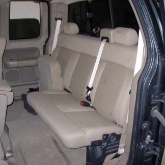 2004-2008 Ford F-150 Super Cab 60/40 Split Bench Seat Covers