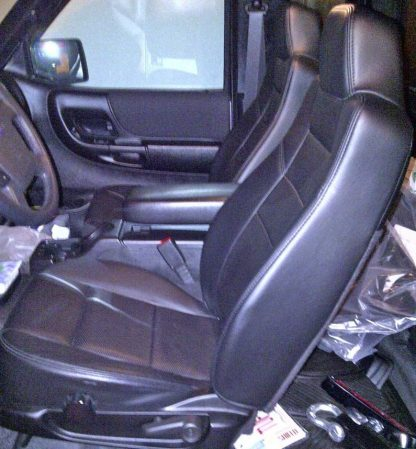2004-2009 Ford Ranger Bucket Seat Covers