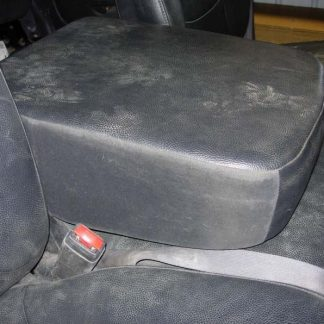 2005-2009 Dodge 40/20/40 Upholstered Flap with Non-Opening Armrest Seat Covers