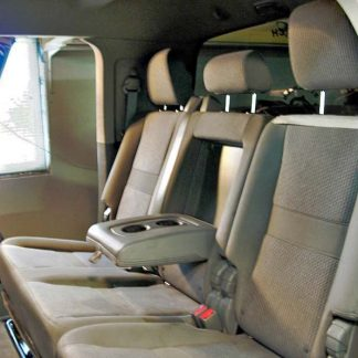2005-2009 Dodge Mega Cab Rear 40/60 Seat Covers