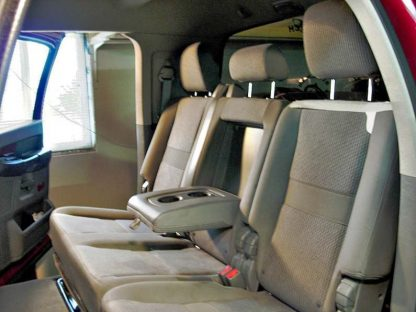2005 - 2009 Dodge Mega Cab Rear 40/60 Seat Covers