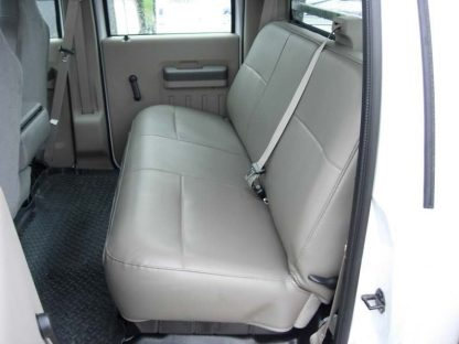 1999-2010 Ford F-250-550 Super Crew XL Bench Seat Covers