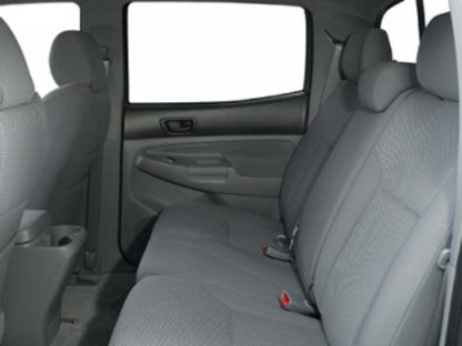 2005-2008 Tacoma Double Cab Rear 40/60 Seat Covers