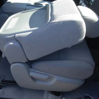 2007 - 2013 Tundra 40/20/40 with Fold Flat Passenger Backrest Seat Covers
