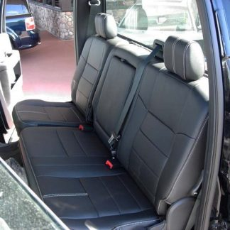 2008 - 2010 Ford F-250-550 Super Crew 60/40 with Armrest/Console Seat Covers