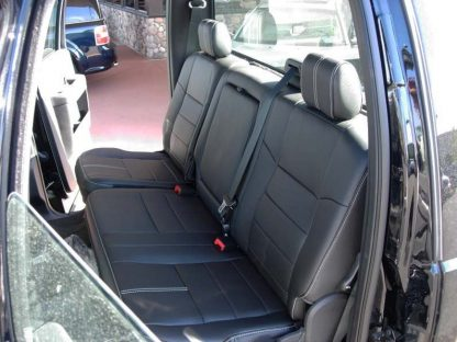 2008-2010 Ford F-250-550 Super Crew 60/40 with Armrest/Console Seat Covers