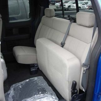 2009-2010 Ford F-150 Super Cab 60/40 Seat Covers