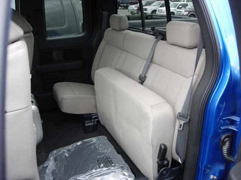 2004 Toyota Tundra Seat Covers