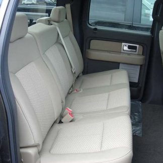 2009-2010 Ford F-150 Super Crew 60/40 Split Bench Seat Covers