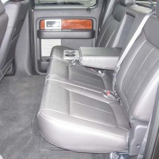 2009-2010 Ford F-150 Super Crew 60/40 with Armrest Seat Covers