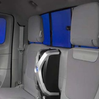 2009-2011 Tacoma Access Cab Rear Seat Covers