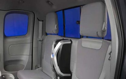 2009 - 2011 Tacoma Access Cab Rear Seat Covers