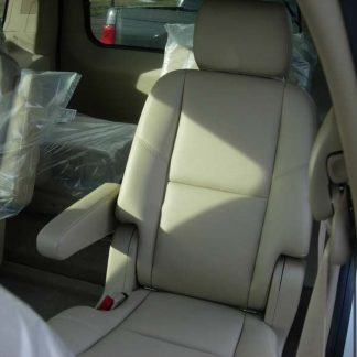 2007 - 2014 Chevy Suburban Middle Row Bucket Seat Covers