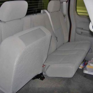 2007-2014 Chevy/GMC Extended Cab 60/40 Seat Covers