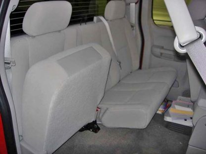 2007 - 2014 Chevy/GMC Extended Cab 60/40 Seat Covers