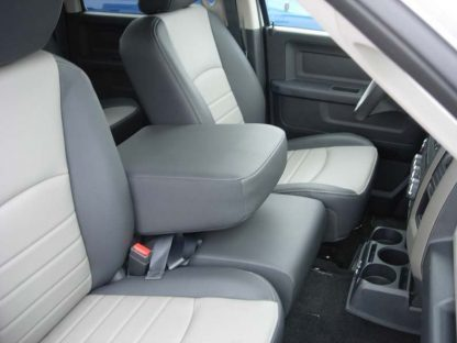 2009-2012 RAM 40/20/40 with Armrest Seat Covers