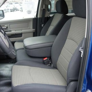 2009-2012 RAM 40/20/40 with Opening Upper Console Non-Opening Middle Bottom Seat Covers