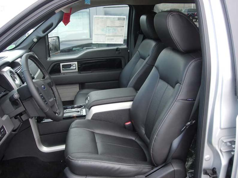 Amazing 2011 2014 Ford F 150 Bucket Seats With Flow Thru Console Seat Covers Squirreltailoven Fun Painted Chair Ideas Images Squirreltailovenorg