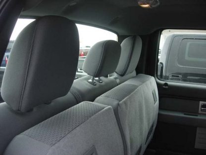 2011 - 2014 Ford F-150 Super Crew 60/40 Seat Covers
