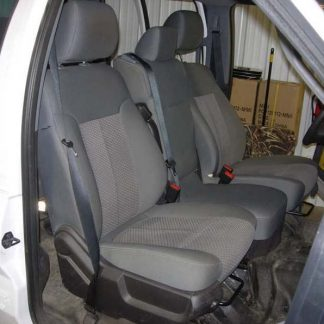 2011-2016 Ford F-250-550 XL 40/20/40 with Non-Opening Middle Bottom Seat Covers