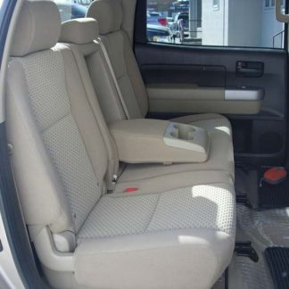 2007-2013 Tundra Crewmax Rear 60/40 Seat Covers