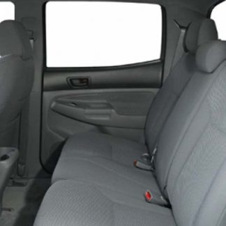 2009-2015 Tacoma Double Cab Rear 40/60 Seat Covers
