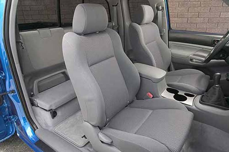 Cool 2009 2015 Tacoma Sport Bucket Seat Covers Dailytribune Chair Design For Home Dailytribuneorg