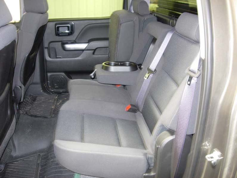 2014 2019 Chevy Gmc Crew Cab Rear 60 40 Headwaters Seat