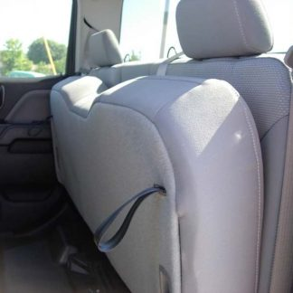 2014-2019 Chevy/GMC Double Cab Rear Bench Seat Covers