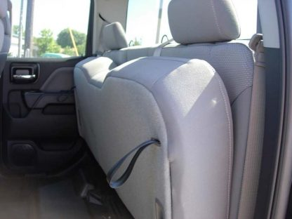 2014 - 2019 Chevy/GMC Double Cab Rear Bench Seat Covers