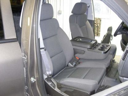 2014 - 2019 Chevy/GMC 40/20/40 with Opening Consoles Seat Covers