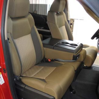 2014 - 2020 Tundra 40/20/40 with Opening Consoles Seat Covers