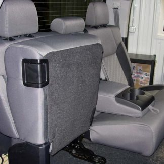 2014 - 2021 Tundra Crewmax Rear 60/40 Seat Covers