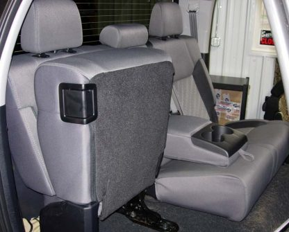 2014 - 2020 Tundra Crewmax Rear 60/40 Seat Covers