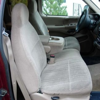 1997 - 2000 Ford F-150 40/60 with One Drink Holder Seat Covers