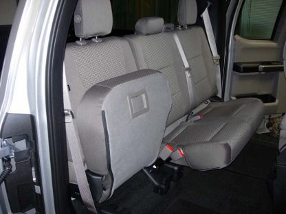 2015 - 2020 Ford F-150 Super Cab 60/40 Rear Seat Covers