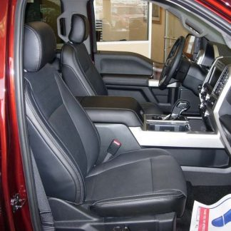 2015-2019 Ford F-150 Bucket Seat Covers
