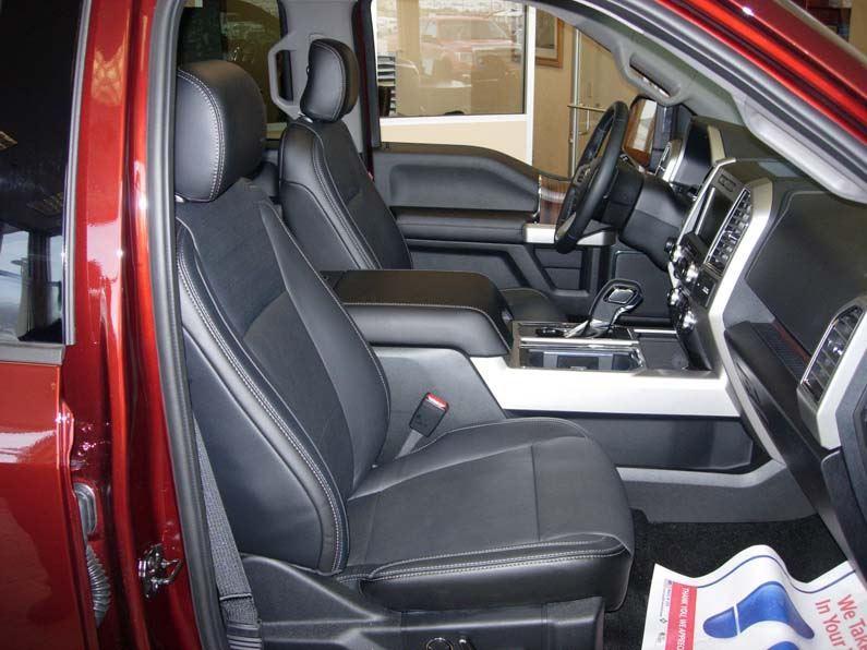 Strange 2015 2019 Ford F 150 Bucket Seat Covers Inzonedesignstudio Interior Chair Design Inzonedesignstudiocom