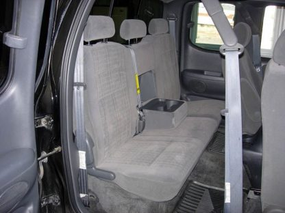 2005 - 2013 Tundra Access Cab Rear Seat Covers