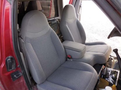 1998-2000 Ford Ranger 60/40 with Opening Console Seat Covers