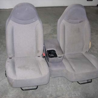 2001-2003 Ford Ranger 60/40 with Opening Console Seat Covers