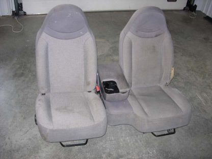 2001 - 2003 Ford Ranger 60/40 with Opening Console Seat Covers