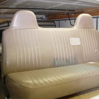 1995 - 1998 Ford F-150 Bench with Integral Headrests Seat Covers