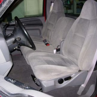 1999-2001 Ford F-250-450 XLT 40/20/40 with Opening Console and Two Beverage Holders Seat Covers